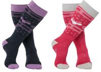 Rojo Deerie Me Kids Sock