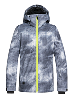 Quiksilver Mission Printed Kids Jacket