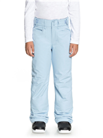Roxy Backyard Girls Pant - Powder Blue