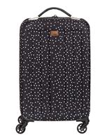Roxy Stay True Luggage - True Black Dots
