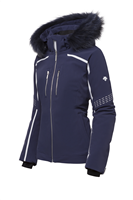 Descente Evangeline Wmns Ski Jacket - with Fur