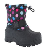 Northside Frosty Toddler Kids Snow Boot - Pink/Blue