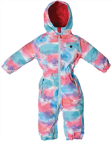Rojo Girls Onesie Watercolour Spritz