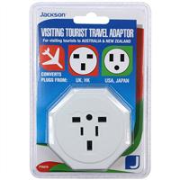 Jackson Travel Adaptors