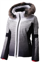 Descente Joslyn Wmns Ski Jacket - with Fur