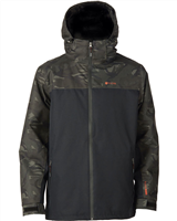 Elude Journey Jacket Forest Night Camo