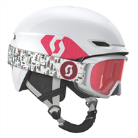 Scott Keeper 2 Helmet + Jr Witty Goggle
