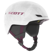 Scott Keeper 2 Plus Mips Kids Helmet - White