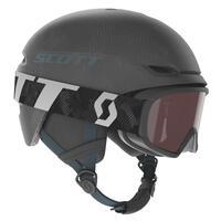 Scott Keeper 2 Kids Helmet + Witty Goggle - Dark Grey/Storm Grey