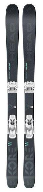 Kore 93 Wmns Ski +  Attack2 12 GW Binding