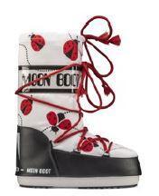 Moon Boot Ladybug Kids Snow Boot