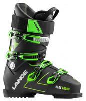 Lange SX 120 Ski Boot - Black Green