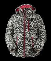 Obermeyer Leighton Wmns Ski Jacket - Leopard