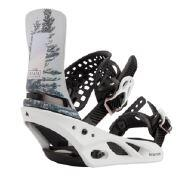 Burton Lexa X Wmns Snowboard Binding - Feelgood White