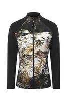 Descente Lynca Wmns Mid Layer Jacket - Black
