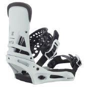 Burton Malavita Snowboard Binding - Frost