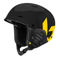 Bolle Mute Helmet - Shiny Black Yellow