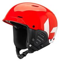 Bolle Mute Helmet - Shiny Red White