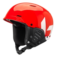 Bolle Mute Helmet - Shiny Red White