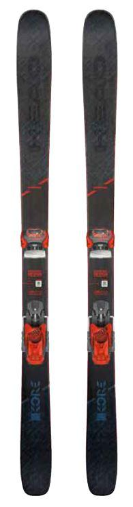Head Kore 99 Ski + Attack 13 GW Binding