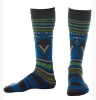 Elude Mountain Aztec Kids Sock
