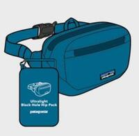 Patagonia Ultralight Black Hole Mini Hip Pack - Steller Blue
