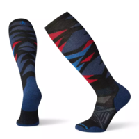 Smartwool PhD Light Pattern Ski Sock
