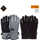Pow Crescent GTX Wmns Short Glove + Warm