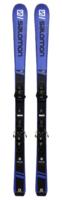 Salomon E Pulse Ski + Lithium 10 Binding