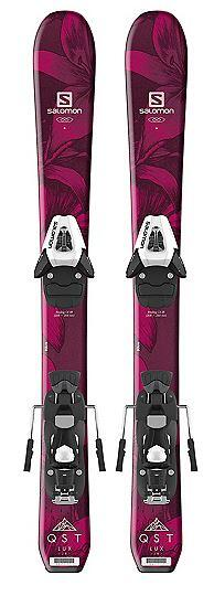 Salomon Quest Lux XS Kids Ski + E C5 Binding