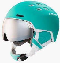 Head Rachel Wmns Helmet - Turquoise