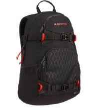 Burton Rider's 2.0 25L Backpack - Black Cordura