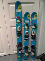 Rossignol Ex Rental - Roostie Kids Ski + Binding