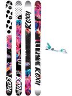 Roxy ILY Wmns Ski + Xpress 11 Binding