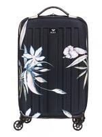 Roxy Stay True Luggage - True Black Delicate