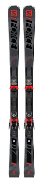 Salomon S/Force 7 Ski + M11 GW Binding