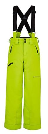 Spyder Propulsion Kids Pant - Sharp Lime