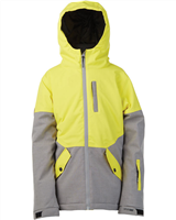Elude Taylor Kids Jacket Blazing Yellow