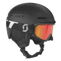 Scott Track Helmet + Fact Goggle