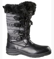 Rojo Sunday Wmns Apres Boot