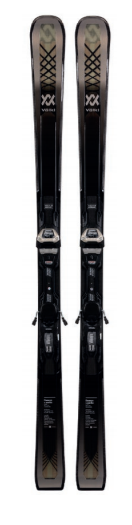 Volkl Deacon V.Werks Ski + Lowride Binding A