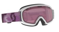 Scott Witty Kids Goggle - White/Cassis Pink Enhancer