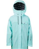 Rojo Wren Girls Jacket Aruba Blue