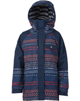 Rojo Wren Girls Jacket Wildlings
