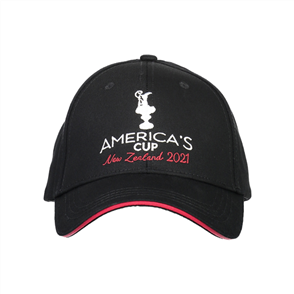 America's Cup Trophy Cap - Black