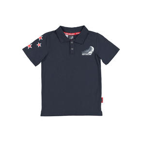 MacEwen Kids New Zealand Polo