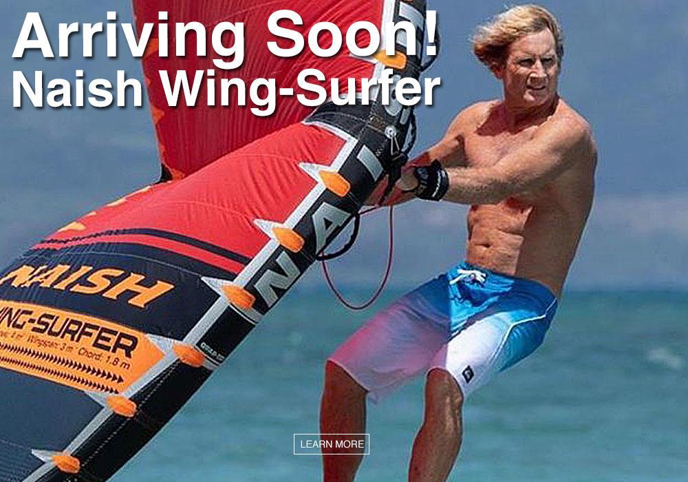 Naish Wing-Surfer Coming Soon