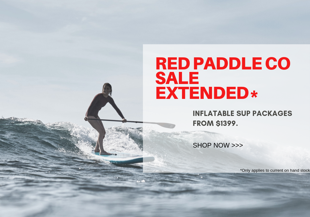Red Paddle Co Sale
