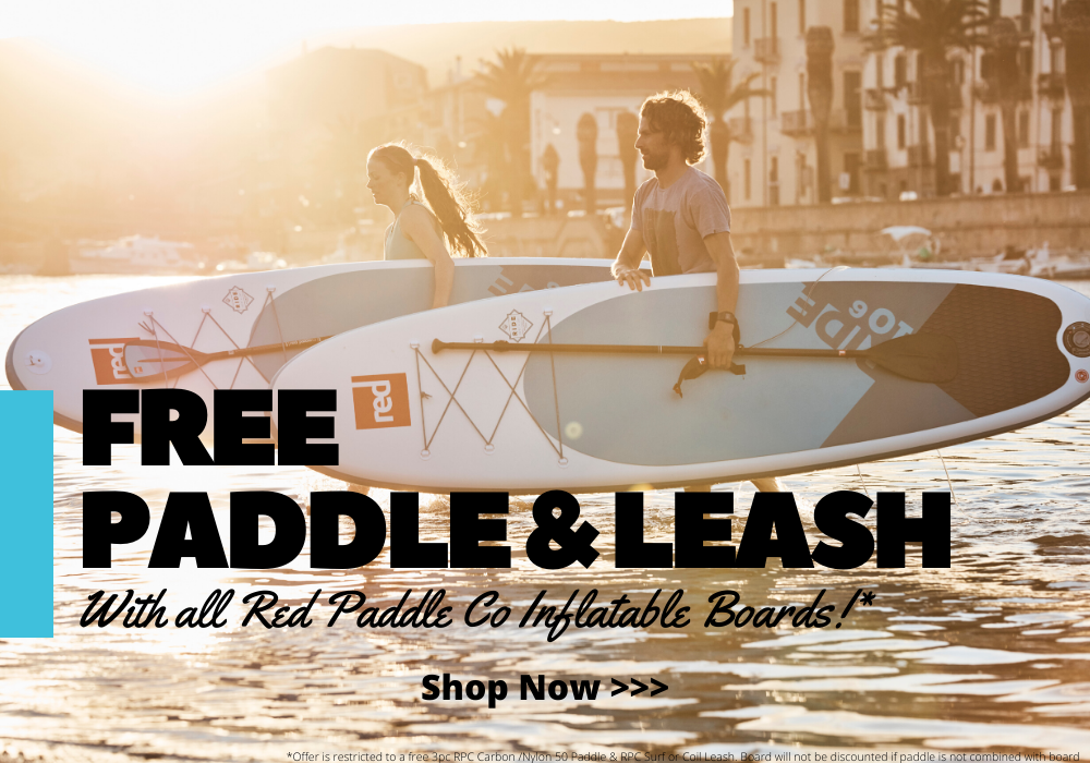 Red Paddle Co Deal