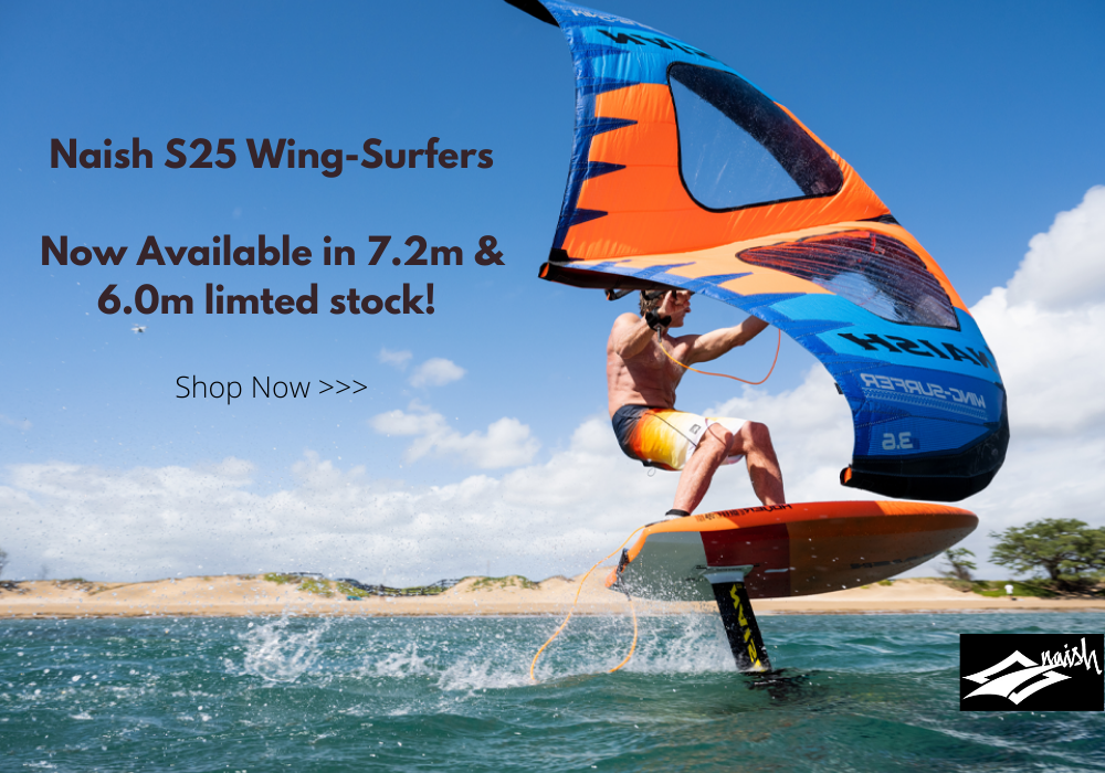 Naish Wingsurfers